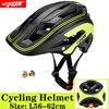 BATFOX Homens Capacete Da Bicicleta Capacete de Mountain Bike XC TRAIL MTB Ultraleve Capacete Estrada Integ-Moldado cruz Ciclo Ciclismo BMX capacete 27