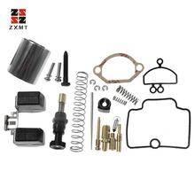 цена на ZXMT Set Of 28mm Universal PWK KEIHIN Koso Motorcycle Carburetor Repair Kit Fits for Spare Jets Replacement Parts