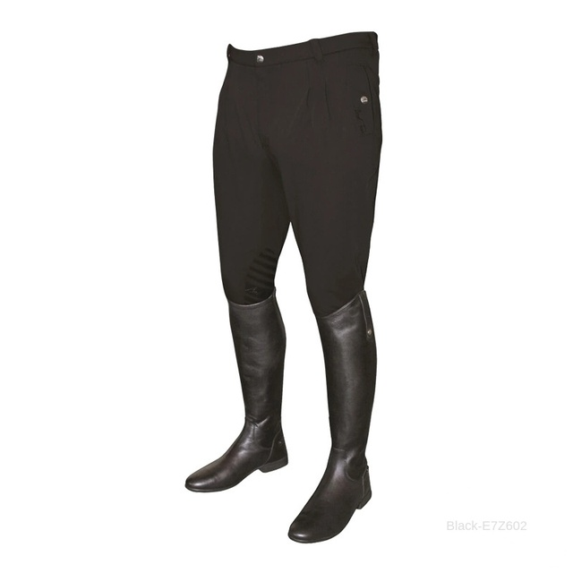 Relaxed Fit Horse Riding Pants  2