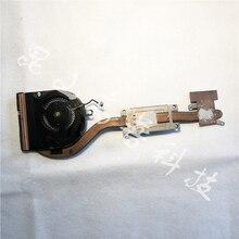 Оригинальный вентилятор охлаждения для Dell Latitude E5550, радиатор 0 X5KGV X5KGV