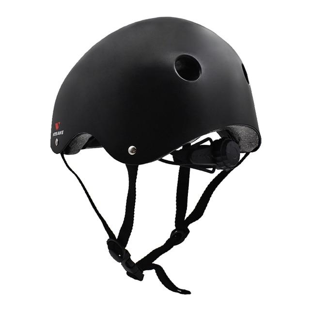 Capacete de segurança para bicicleta, capacete de segurança multiesportivo com espuma eps para adultos e crianças, skate e scooter de skate 4