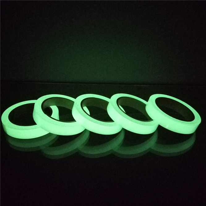1 PC 3M Luminous Tape Glow In The Dark Safety Stage Sticker Home Decor