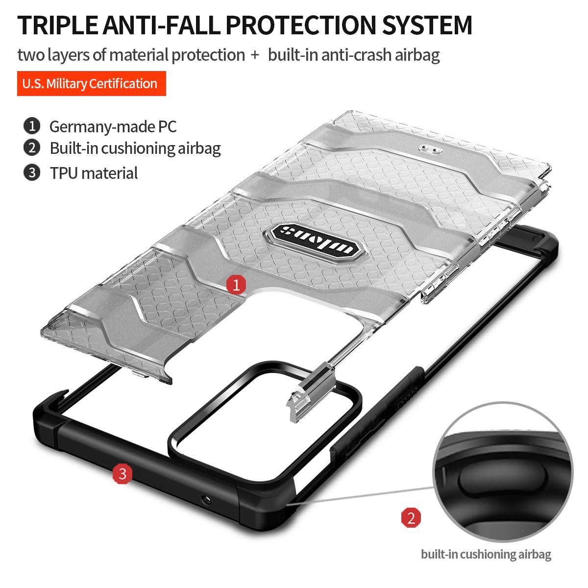 heavy duty protective Samsung case
