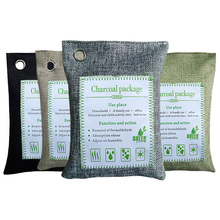 Air-Purifying-Bags Fresh Nature Mold-Odor-Purifier Charcoal Bamboo 5-Packs