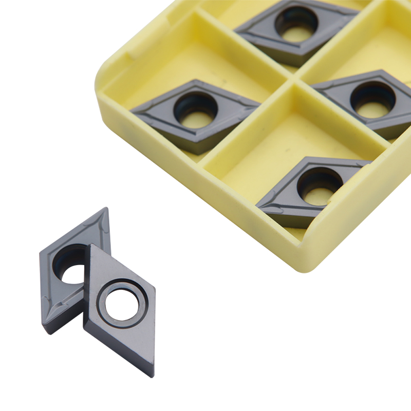 Carbide Insert DCMT11T304 YC6018 High Quality CNC Machine Tools Turning Tool Lathe Cutting Tool Car Blade