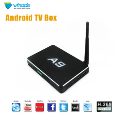 Procesor Amlogic S905X Android 6.0 uchwyt na TV Box Netflix IPTV YouTube WIFI 2GB 8GB H.265 Mini Android Set Top Box
