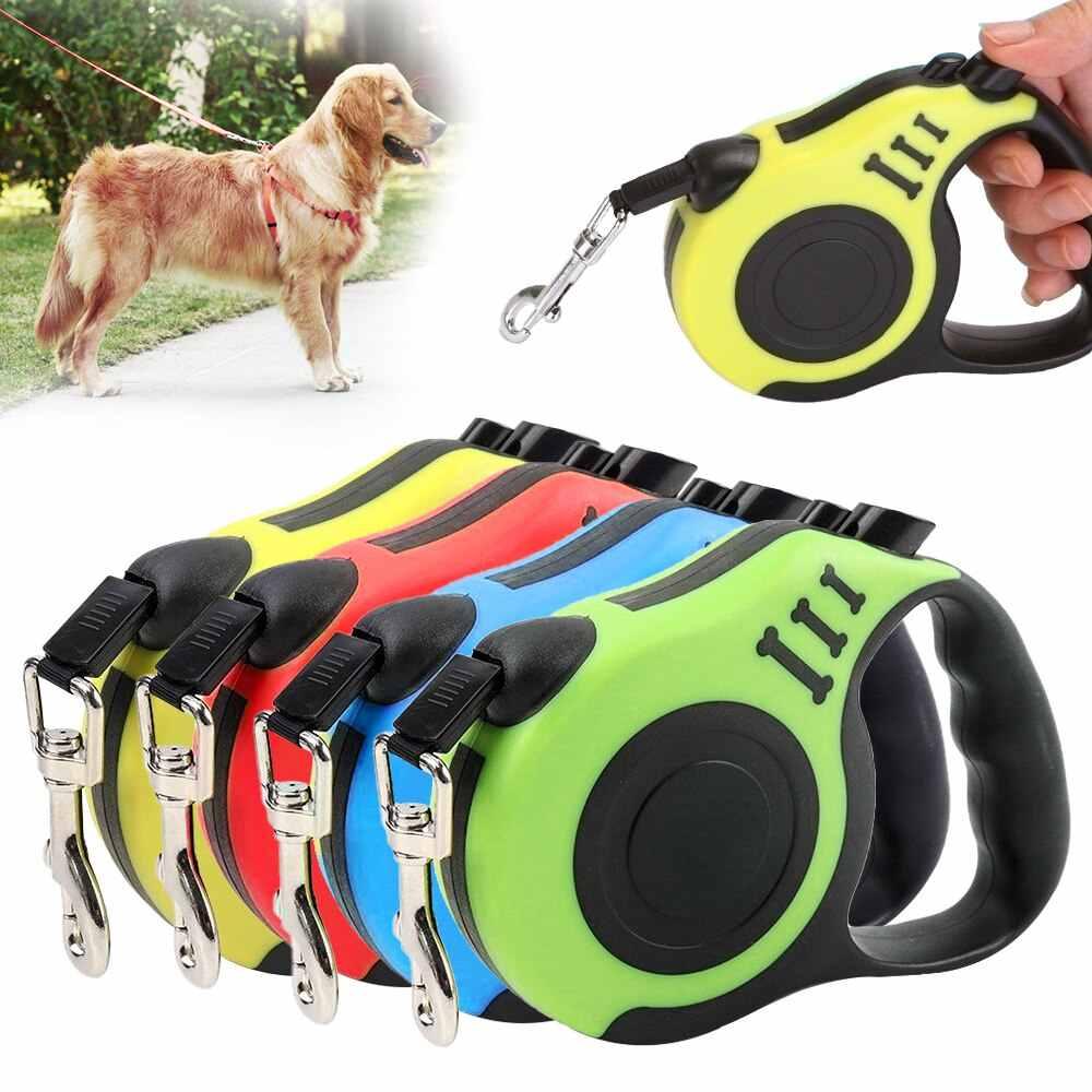 Versenkbare Hund Leine Automatische Flexible Hund Leine Hunde Katze Zugseil Leinen Für Kleine Mittelgroße Hunde Pet Produkte