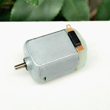 Electric 130 Motor DC 3V-4.5V 3.7V 17000RPM High Speed Micro Mini 130-2270/35 Motor DIY Toys Smart Four-wheel Car Boat Model image