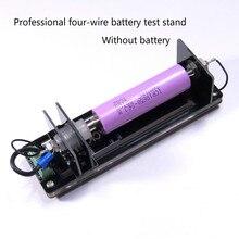 Professionale a quattro fili di test della batteria del basamento, banco di prova, morsetto della batteria di sicurezza, adatto per il formato 7, no. 186505