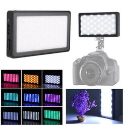 VBESTLIFE RGB LED Fill Light Photography 2500-8500k RA≥96 9 Lighting Effects with Battery Type-c Charging Cable Led Light