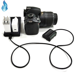 Image 5 - فك نوع C EN EL15 EP5B EP 5B DC المقرنة لنيكون كاميرات 1V1 D7200 D7100 D7000 D810 D810A D800 D800E D850 D750 D610 D600