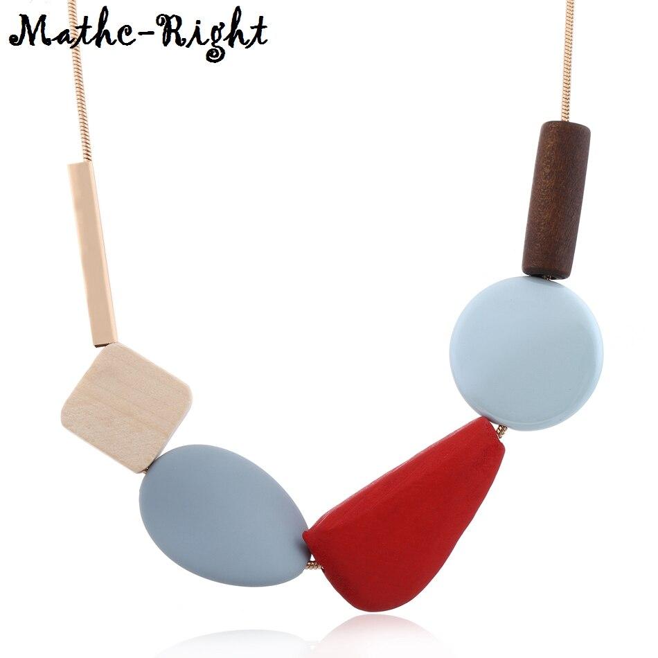 Купить яркое массивное ожерелье из полимерных бусин женские разноцветные