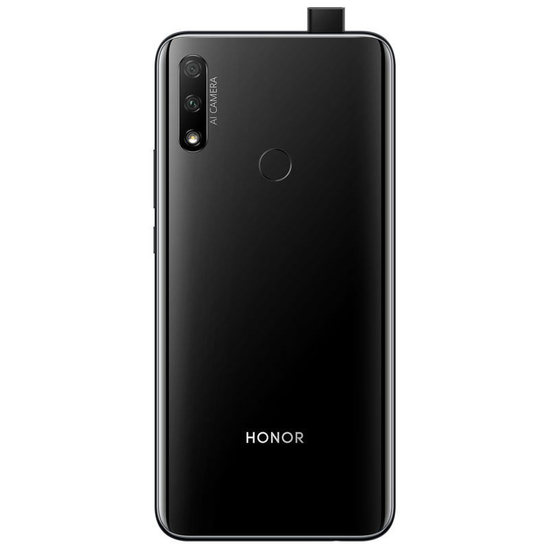 Huawei Honor 9X 4GB 128GB Mobile Phone 6.59 '' AI 48MP Dual Camera Honor Smartphone Google Play Kirin 710F NFC Russian Version