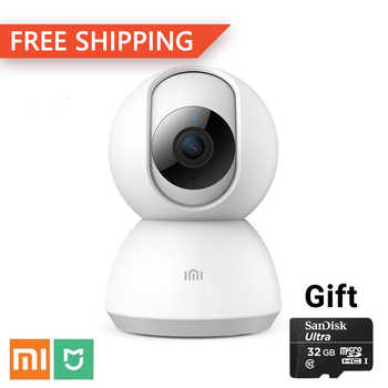 Original IMILAB Smart Carmera  Baby Monitor IP Camera Mijia Imilab 1080P infrared Night Vision 360 Angle Video Smart Home Wifi - DISCOUNT ITEM  40% OFF All Category