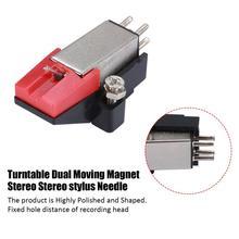 Magnetic-Cartridge-Stylus Record-Player Vinyl-Needle Distance-Of-Recording-Head