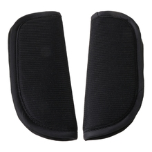 2 Pcs Universal Baby Stroller Belt Cushion Kids Car Soft Seat Strap Vehicle Safety Shoulder Cover Pad Protector for Newborns