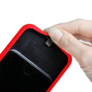 Image 4 - 2800mAh pil şarj cihazı için akıllı iPhone6/6s/pil kutusu güç bankası şarj edici kılıf kılıfları Ultra ince harici sırt çantası