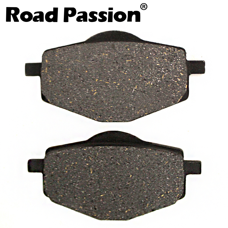Brake-Pads Yamaha Yz125 Motorcycle YZ250 XT600 Yz-125 1990-1995 Rear for U-1988 title=