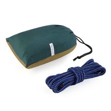 Portable Nylon Hammock Outdoor Furniture Travel Hammock Lightweight Camping Sleeping Hanging Bed 660 Pounds Max