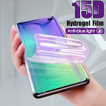 2pcs/Lot 3D soft PET Film for Samsung Galaxy S10e S10 plus Lite Note 10 Pro Screen Protector Protective Not Tempered Glass(China)