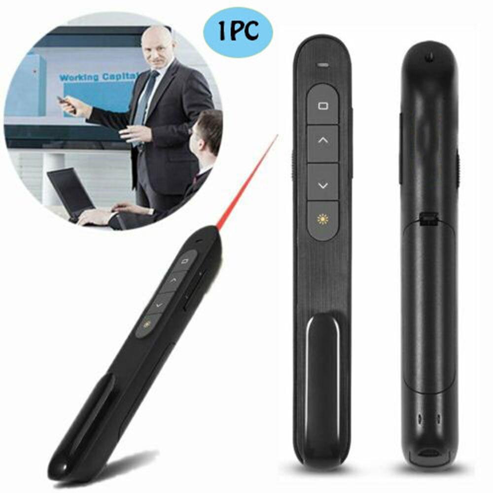 1Pcs RF 2.4GHz Mini USB Wireless Presenter