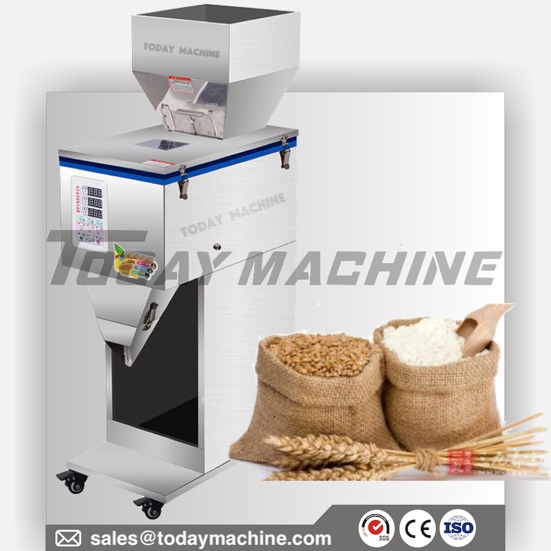 Powder Filling Machine Filler Automatic Weighing 10-25 bags//min 10-1200g 110V