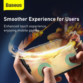 Baseus 2 шт. 0,15 мм защитная пленка для Huawei Mate 30 Pro 4