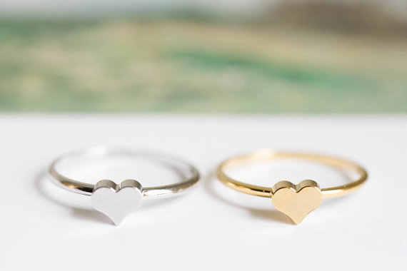 Oly2u 2019 Bohemian แหวนน่ารักแหวนสำหรับหญิงสาวที่ไม่ซ้ำกันเครื่องประดับ Lucky Finger แหวนเด็กวันเกิดของขวัญ