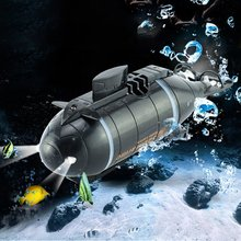 цена на Practical Mini RC Submarine Speed Boat Remote Control Drone Pig boat Simulation Model Gifts Kids Toy
