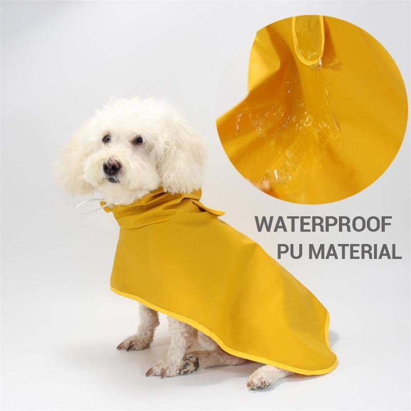 Dog Raincoat  (10)