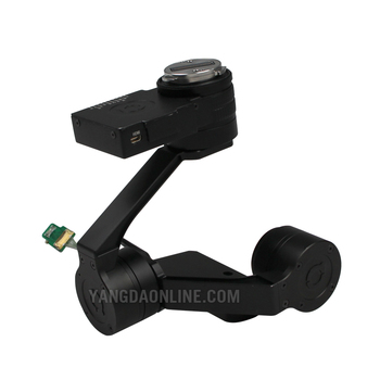 Gimbal for FLIR DUO PRO R Thermal Camera support DJI M600 series Plane photograph recording tracking 3 axle control 1