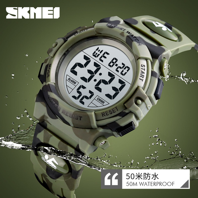 часы наручные skmei детские электронные популярные цифровые фотография