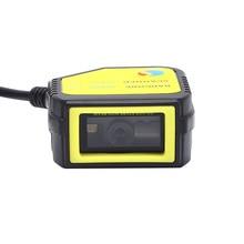 Сканер домашний встроенный модуль сканирования 2D код сканирующая головка модуль фиксированный USB ttl RS232 сканирующий двигатель сканирующий two-dimensionSH-400