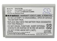 Cameron Sino 1880mAh Battery For Casio Scanner DT-X7,DT-X7M10E,DT-X7M10R,HA-F21LBAT батарея delta dt 6012