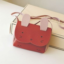 New Women Wallet Cute Cat Short Wallet Leather Small Purse Girls Money Bag Card Holder Ladies Female Hasp 2021 Fashion