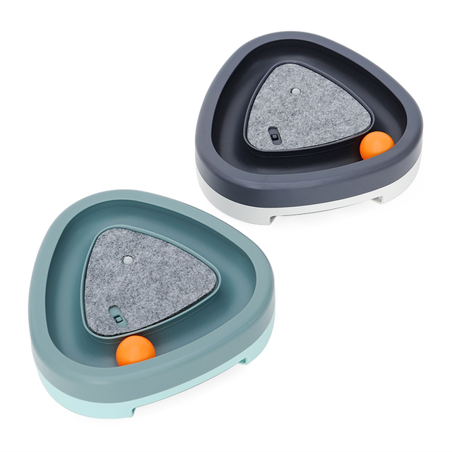 Smart Electric Automatic Kitten Toy With Fun Squeaky Ball 3