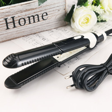 Styling hair straightener