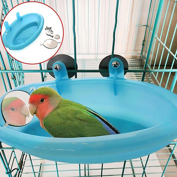 1 шт. жердочка для птицы, для душа, для домашних животных, для птиц, для ванны, для бассейна, для попугая, для ванны, для душа, принадлежности для попугая с зеркалом, миска для еды, аксессуары для птиц