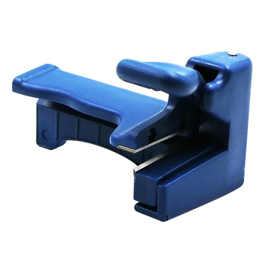 Manual Edge Bending Cutter Double Edge Trimmer Manual Banding Machine Set Wood Head And Tail Trimming Carpenter Hardware