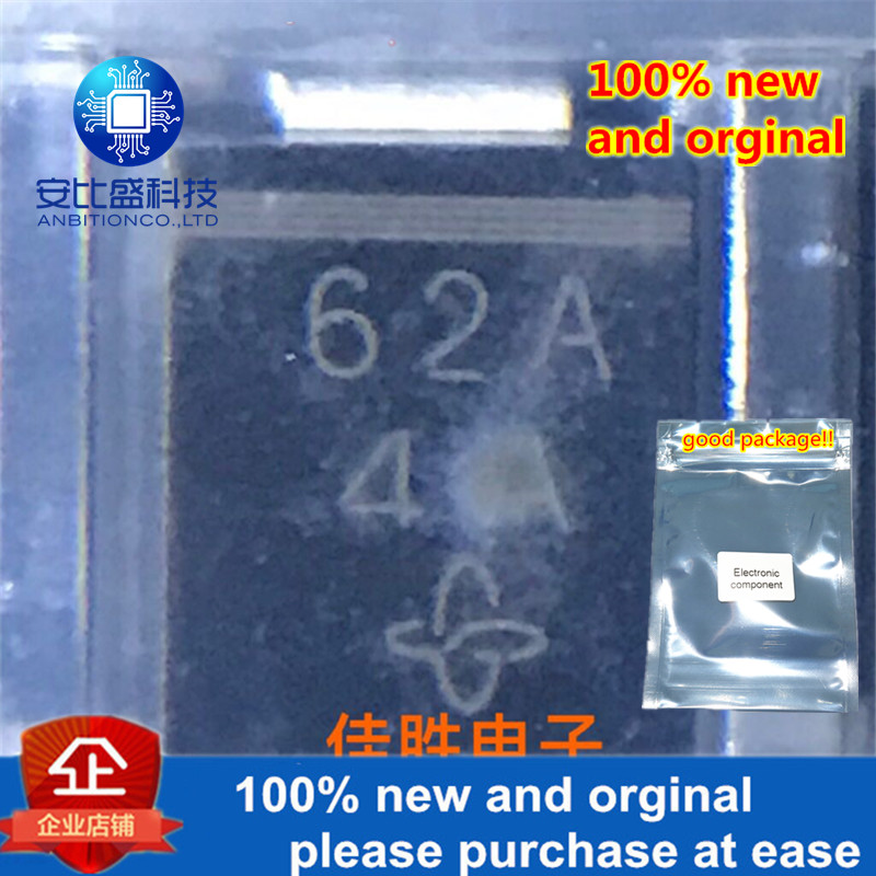 25pcs 100% New And Orginal 1.5SMC62A 62V TVS Protection Tube Do214ab Screen Printing 62A In Stock