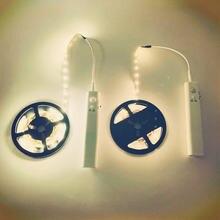 Nordic дизайн Сенсор светильник Батарея Мощность ночной Светильник