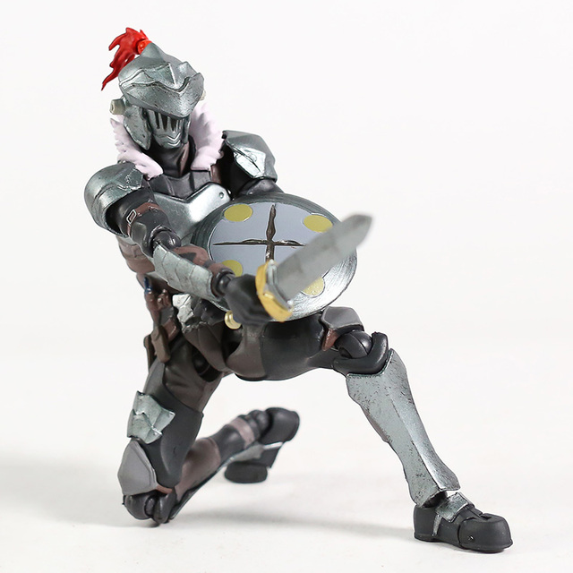 Goblin Slayer Figma 424 PVC Action Figure Collectible Model Toy 2
