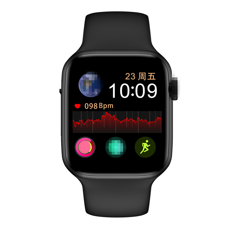 Bluetooth Call <font><b>smartwatch</b></font> <font><b>IWO</b></font> W34 <font><b>44mm</b></font> Watch 5 Smart Watch Men Women ECG Heart Rate Monitor Activity Tracker VS <font><b>IWO</b></font> <font><b>8</b></font> <font><b>IWO</b></font> 12 B57 image