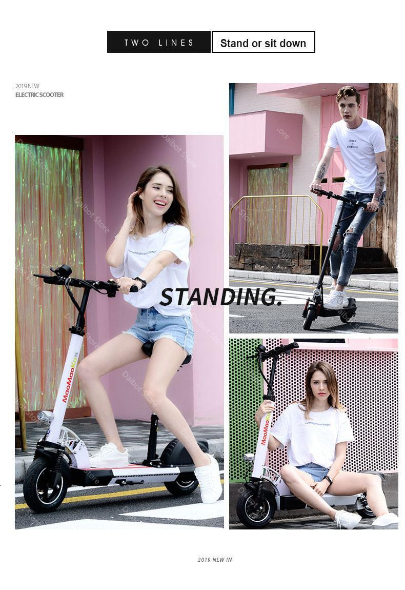 1200W 60V Electric Scooters Adults Two Wheels Electric Scooters High Speed 60KMH Folding Powerful Electric Bike With Seat (35)