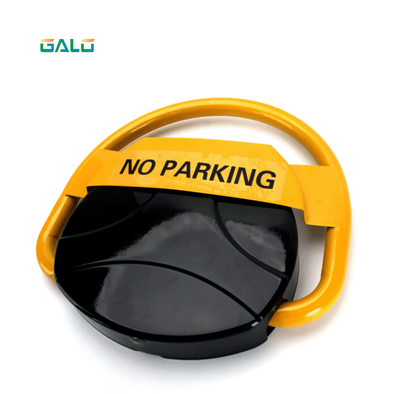 Intelligent Induction Thickened Waterproof Anti-collision Automatic Parking Space Fence Lock 2 Remote Control Parking Piles