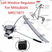OE MR573877 przedni lewy Regulator okna EL z silnikiem dla Mitsubishi Outlander 2003-2006 tanie tanio CN (pochodzenie) China OEM Standard Po lewej stronie Mixture 1 4Kg Window Regulator with Motor New with Good Quality Front Left