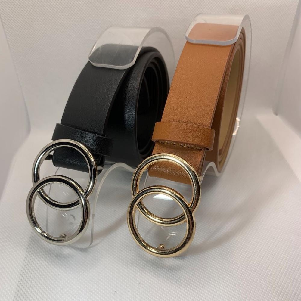 Double Ring Buckle Belt 8