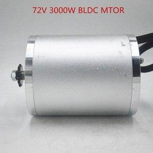 72V 3000W бесщеточный двигатель постоянного тока для электрического велосипеда, скутера, ebike, части двигателя автомобиля и мотоцикла