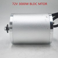 72V 3000W brushless DC motor for Electric bicycle Scooter ebike E Car Engine Motorcycle Part