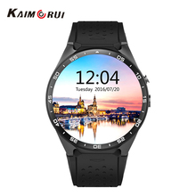 цена на Kaimorui KW88 Smart Watch Android 5.0 Support TF SIM Card 3G Watch WIFI GPS Smartwatch Heart Rate Monitor Band For Android IOS